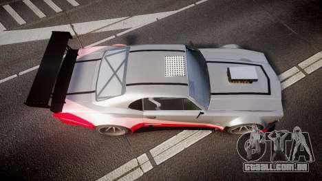 Declasse Sabre GT-R para GTA 4 vista direita
