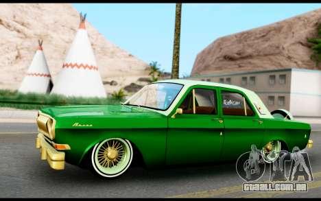 GAZ 24 Volga para GTA San Andreas