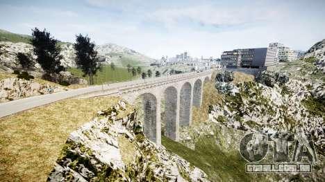 Mapa da Riviera francesa v1.2 para GTA 4 nono tela