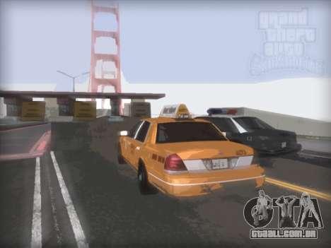 Novas telas de carregamento para GTA San Andreas décimo tela