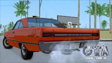 ClickClacks ENB V1 para GTA San Andreas segunda tela