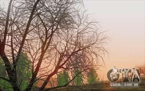 SA_nVidia: Capturas De Tela, Edição De para GTA San Andreas segunda tela