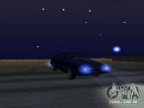 ENB para baixo PC por RonaldZX para GTA San Andreas