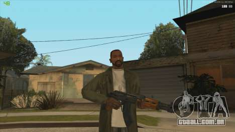 AK47 из Killing Floor para GTA San Andreas