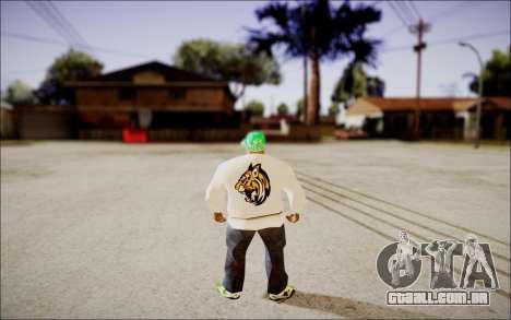 Ghetto Skin Pack para GTA San Andreas sétima tela
