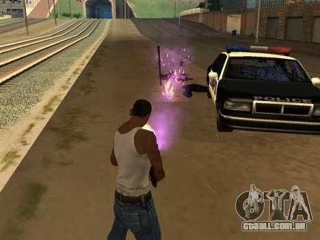 Fagot Funny Effects 1.1 para GTA San Andreas quinto tela