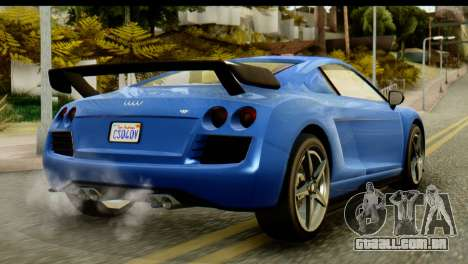 GTA 5 Obey 9F Coupe IVF para GTA San Andreas