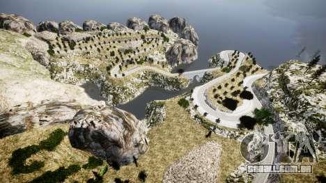 Mapa da Riviera francesa v1.2 para GTA 4