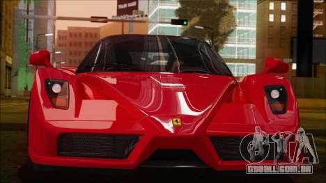 SA_nVidia: Capturas De Tela, Edição De para GTA San Andreas terceira tela