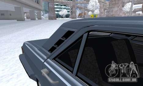 Peykan Separ Joshan 1600 para as rodas de GTA San Andreas