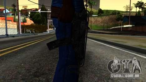 New Tec9 para GTA San Andreas terceira tela