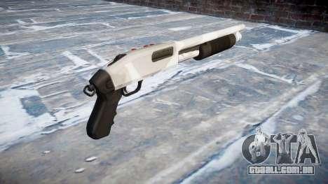 Mossberg 500 yukon para GTA 4 segundo screenshot