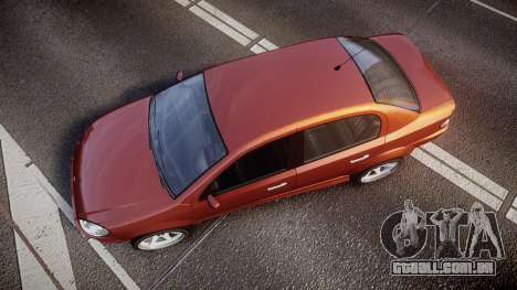 Declasse Premier Sport R para GTA 4 vista direita