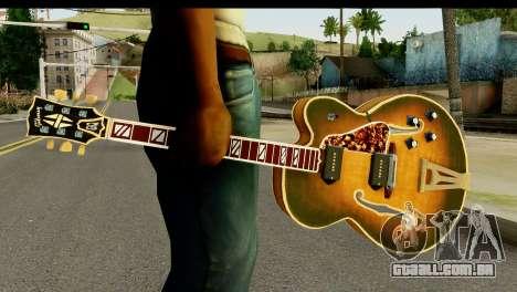 New Baseball Bat para GTA San Andreas terceira tela