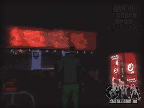 Novas telas de carregamento para GTA San Andreas por diante tela