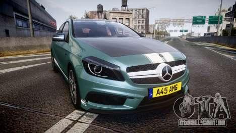 Mersedes-Benz A45 AMG PJs5 para GTA 4