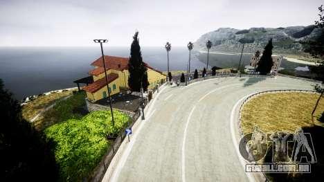 Mapa da Riviera francesa v1.2 para GTA 4 segundo screenshot
