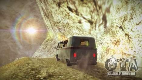 ENB Autumn para GTA San Andreas segunda tela