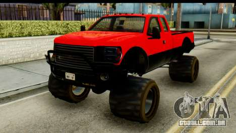 GTA 5 Vapid Sandking SWB para GTA San Andreas