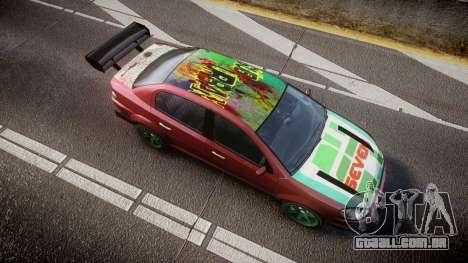 Declasse Premier Touring para GTA 4 vista direita