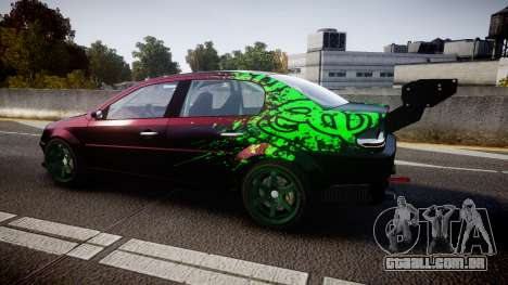 Declasse Premier Touring para GTA 4 esquerda vista