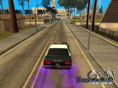 Fagot Funny Effects 1.1 para GTA San Andreas sexta tela