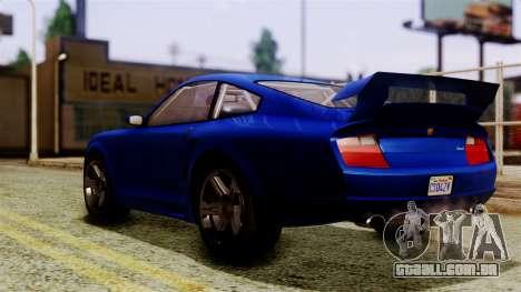 GTA 5 Pfister Comet SA Mobile para GTA San Andreas