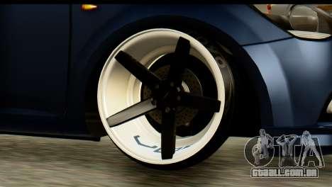 Kia Ceed para GTA San Andreas traseira esquerda vista