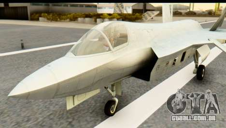 F-35B Lightning II Hatsune Miku Version para GTA San Andreas