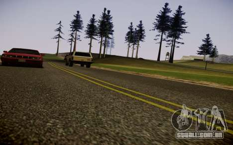 Fourth Road Mod para GTA San Andreas