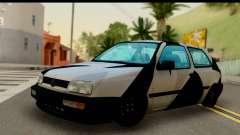 Volkswagen Golf 3 para GTA San Andreas