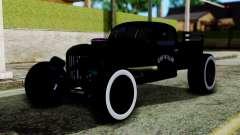 Hot-Rod Em Russo para GTA San Andreas