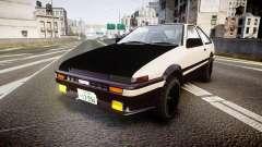Toyota AE86 Tofu
