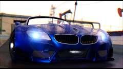 BMW Z4 GT3 para GTA San Andreas