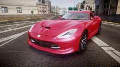 Dodge Viper SRT 2012