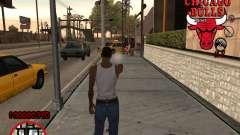 C-HUD by Mefisto para GTA San Andreas