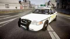 Ford Crown Victoria Police Alderney [ELS] para GTA 4
