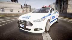 Ford Fusion 2014 NYPD [ELS]