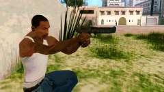 Desert Eagle (Dodgers) para GTA San Andreas