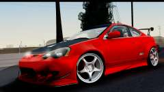 Honda Integra Type R Time Attack HQLM para GTA San Andreas