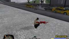C-HUD Color Tasher para GTA San Andreas