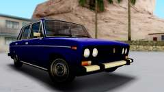 VAZ 2106 Escoamento para GTA San Andreas