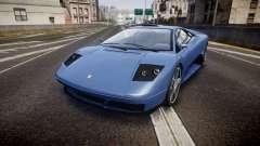 Pegassi Infernus GTA V Style