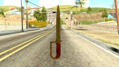 Antique Cavalry Dagger from GTA 5