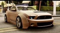 Ford Shelby GT500 RocketBunny para GTA San Andreas