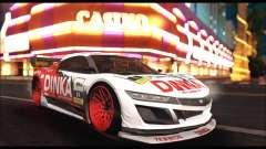 Dinka Jester Racear (GTA V) para GTA San Andreas