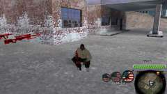 C-HUD for Ghetto para GTA San Andreas