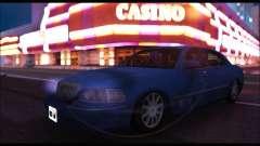 Lincoln Towncar (IVF) para GTA San Andreas