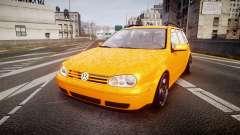 Volkswagen Golf Mk4 Variant para GTA 4