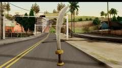 Scimitar Sword From Skyrim para GTA San Andreas